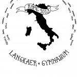 Efterskoletrøjer Langkaer Gymnasium trykmotiv