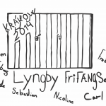 Efterskoletrøjer Lyngby Friskole trykmotiv 2