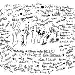 Efterskoletrøjer Midtjysk Efterskole trykmotiv