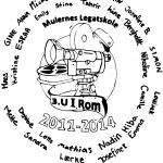 Efterskoletrøjer Mulernes Legatskole trykmotiv