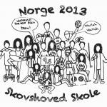 Efterskoletrøjer Skovshoved Skole trykmotiv 2