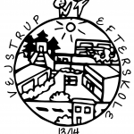Efterskoletrøjer Vejstrup Efterskole trykmotiv